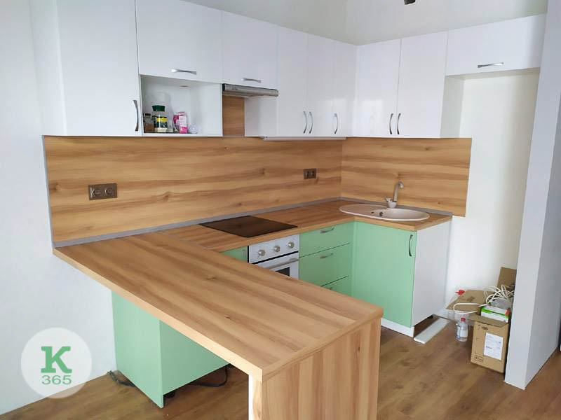 Кухня с барной стойкой Теобальдо артикул: 20123777