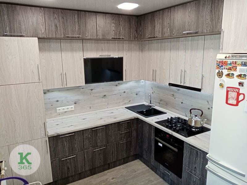 Кухня с антресолью Калвино артикул: 20510720