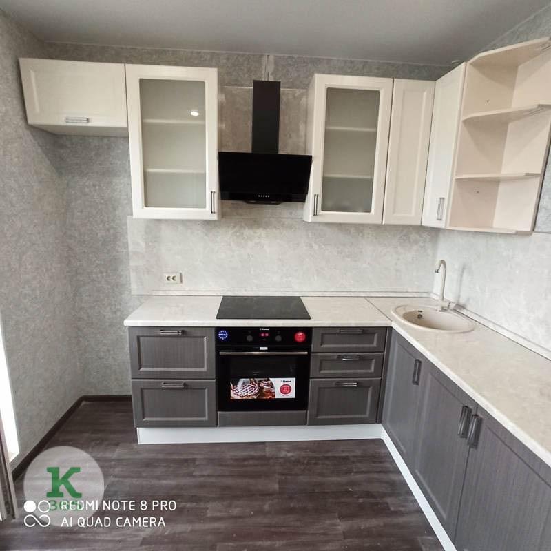 Кухня из дерева Эймерай артикул: 20575802